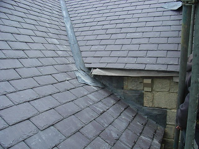 Lead Work D P Mcnair Roofing Contractor