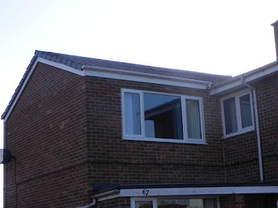Flat To Pitched Roof D P Mcnair Roofing Contractor