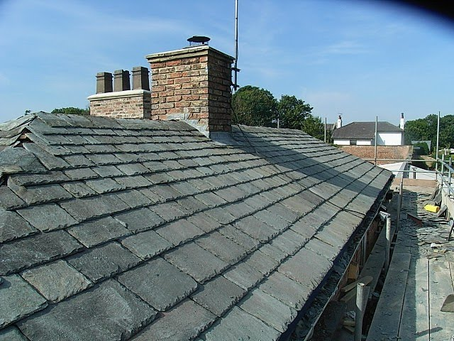 Westmorland Slate D P Mcnair Roofing Contractor